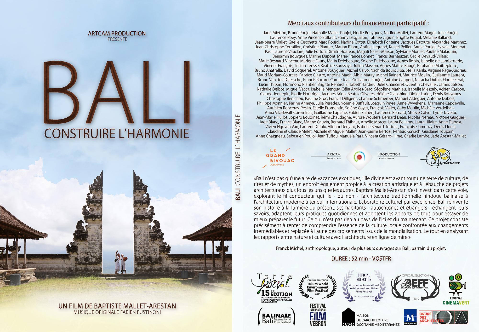 Couverture DVD